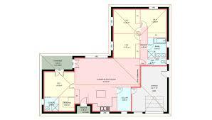 maisons plain pied 4 chambres de 120 m construite par demeures