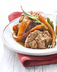 comment cuisiner le tendron de veau cocotte de trendrons de veau aux carottes régal