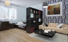 Small One Room Apartment Interior Design Inspiration Affordable - Small one room apartment interior design inspiration