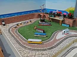 Garden Railway Layouts Miniature Worlds Wroxham