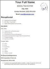 Resume Example Templates by Download Make Your Own Resume Haadyaooverbayresort Com