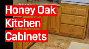 how to clean honey oak cabinets honey oak kitchen cabinets