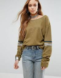 with 100 quality guarantee free people clothings sweatshirt new