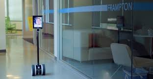 double robotics telepresence robot for telecommuters