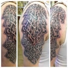 sleeve irish st tattoo