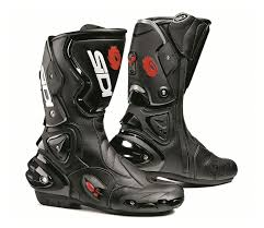 best leather motorcycle boots sidi vertigo boots revzilla