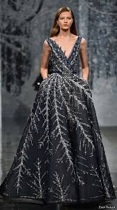 ziad nakad ziad nakad couture fall 2017 dresses the snow