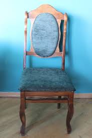 Second Hand Home Decor Online Vamp Furniture March Single Retro Dining Chair Upholstered In