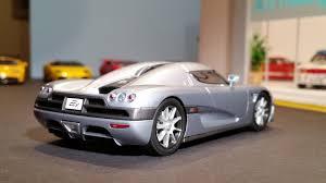 koenigsegg garage autoart 13202 1 32 slot koenigsegg ccx silver ebay