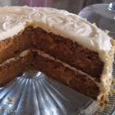 awesome carrot cake with cream cheese frosting recipe allrecipes com
