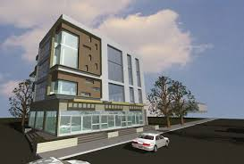 commercial building design and construction consulting scope