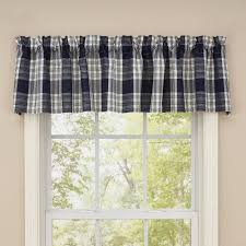 Burlap Window Valance Straight Valances Country Style Curtains