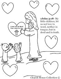 jesus loves the little children crafts kids coloring europe