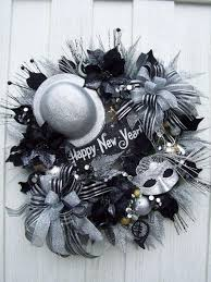 Decorative Wreaths For Home by Inviting Home Front Door New Year Decoration Introduces Impressive