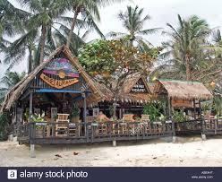 new hut bungalow restaurant and cafe lamai beach ko samui island