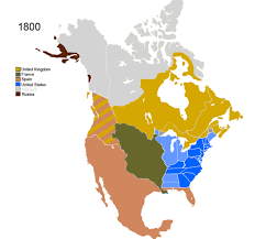 mexico map 1800 geography manifest destiny