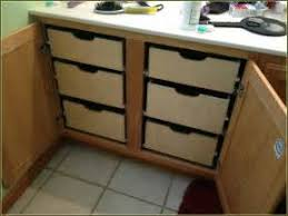 Kitchen Drawers Organizers Storage Cabinet Organiser Pantry Pull - Kitchen cabinet pull out