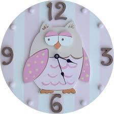 espresso wall clock personalized kids ballerina clock large