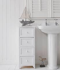 free standing bathroom storage ideas bathroom cabinet storage white 4 drawer freestanding bathroom