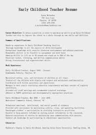 early childhood teacher resumes reading teacher resume s teacher lewesmr sample resume reading