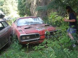 Muscle Car Barn Finds 1970 Super Bee Abandoned Muscle Cars Pinterest Barn Finds