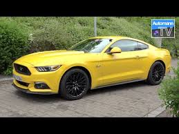 2016 ford mustang 2016 ford mustang gt 421hp drive sound 60fps youtube