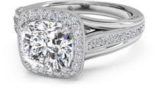 5 carat engagement ring 5 carat cushion cut engagement rings five carat ritani