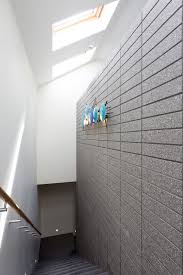 Contemporary Handrail Brackets Handrail Brackets Mode Auckland Modern Staircase Remodeling Ideas