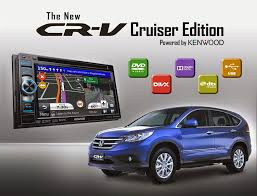 honda philippines honda launches cr v cruiser edition philippine car news car
