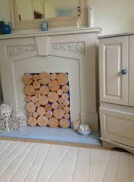 decorative birch fireplace logs home design ideas