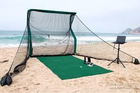 golf practice net review image on terrific backyard golf net