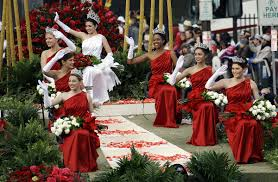 Rose Parade Route Map by Rose Parade Route 2013 Street Closures Parking And More As