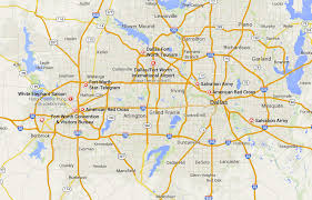 map of dallas fort worth the benefits of working and living in dallas fort worth