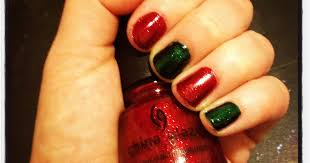 the beauty of life mani of the week china glaze ruby pumps and