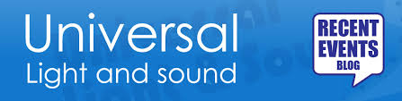 universal light and sound light and sound recent events