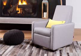Recliners With Ottoman by Modern Grano Glider Recliner By Monte Design