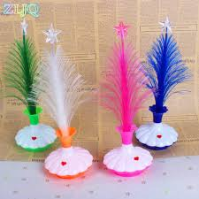 high quality fluorescent tree decoration promotion shop for high