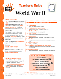 wwii unit this free lesson plan for kids discover world war ii