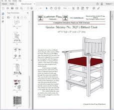 pdf format reproduction furniture plans u2013 readwatchdo com