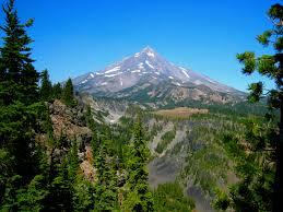 Table Mountain Oregon Mt Jefferson Wilderness Hike