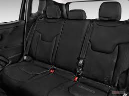 Car That Seats 5 Comfortably 2017 Jeep Renegade Interior U S News U0026 World Report