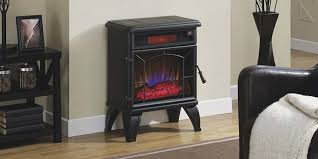 Electric Space Heater Fireplace by 4 Popular Types Of Fireplaces For Small Living Spaces