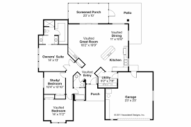 Mediterranean Homes Plans Mediterranean House Plans Calabro 11 083 Associated Designs