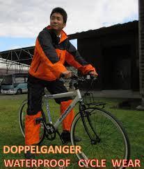 bicycle rain jacket kyuzo shop rakuten global market doppelganger