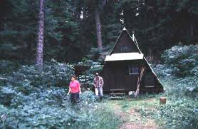 small a frame cabins tongass national forest lake cabin