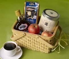 breakfast gift baskets whole breakfast organic gift basket fresh fruit more