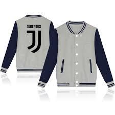 Juventus 2018 hit hop cotton B³ng Chy áo khoác er jacket men