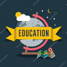 design online education education flat design concept for web and mobile services and apps