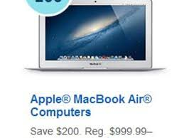 best buy black friday deals macbook pro 799 best buy slashes price of macbook air laptops by 200 today only