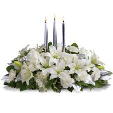 elegance silver elegance centerpiece flowers plants and gifts